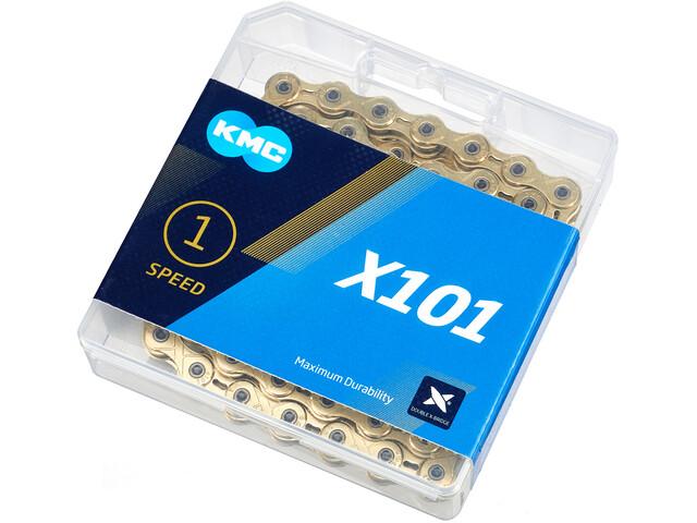 KMC X101 Catena 1-velocità, oro